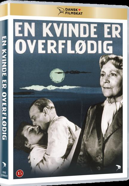 En kvinde er overflødig, Dansk Filmskat, DVD, Movie