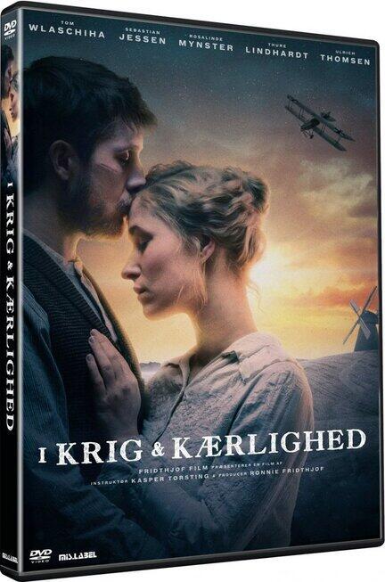 I krig og kærlighed, DVD