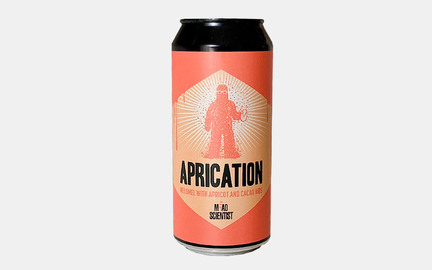 Aprication · Apricot & Chocolate Melomel fra Mead Scientist