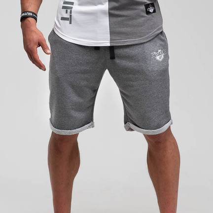 Deadlift Gym Shorts i Mørke Grå 1