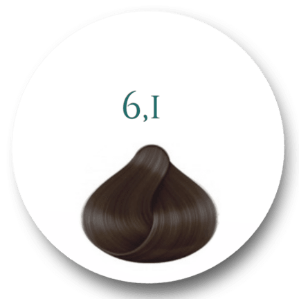 Hårfarve 6.1 Mørk Aks Blond