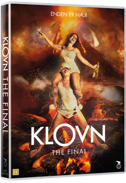Klovn The Final, DVD