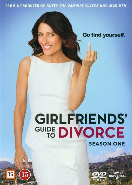 Girlfriends' guide to divorce, TV Serie, DVD, Movie