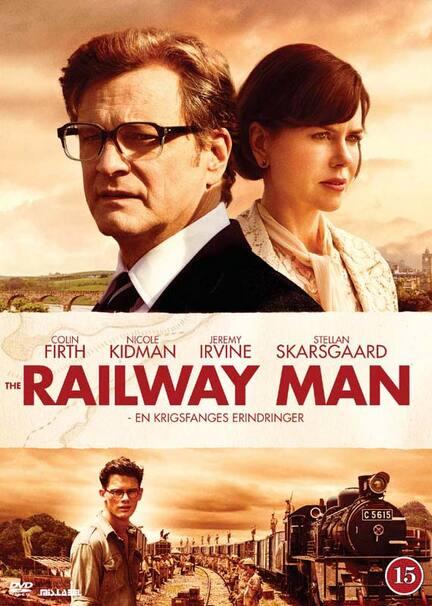The Railway Man, DVD