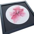 Maleri rosa 30x30