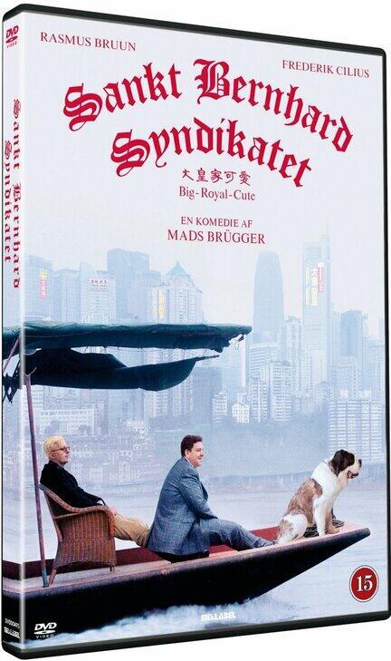 Sankt Bernhard Syndikatet, Dvd Film, Movie