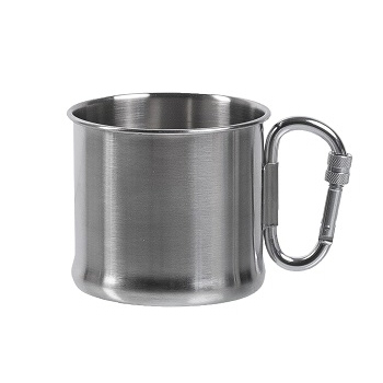 Mil-tec - Krus med Karabinhage 500 ml.