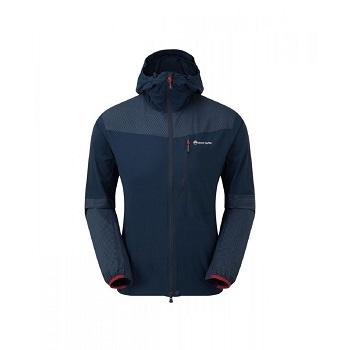 Montane - Lite-Speed Jacket (Narwhal Blue)