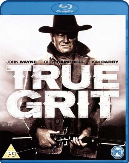 True Grit, De Frygtløse, Bluray