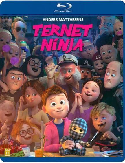 Ternet Ninja, Bluray Film, Movie, Anders Matthesen