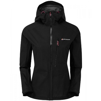Montane - Fem Minimus Jacket (Black)