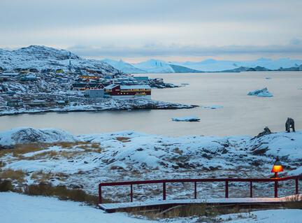 Ilulissat Grønland