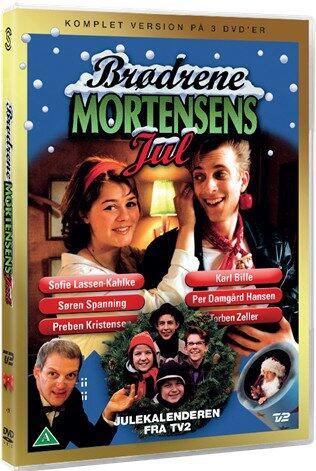 Brødrene Mortensens Jul, Julekalender, DVD