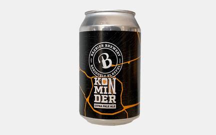 Kon Minder - Citra Pale Ale fra Baxbier