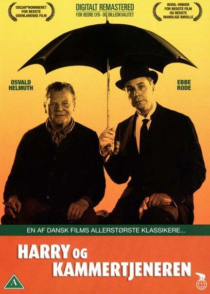 Harry og Kammertjeneren, DVD, Film, Movie