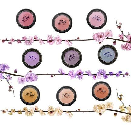 Certified Organic Flora Eyeshadow Solo 1,5 gr enkel