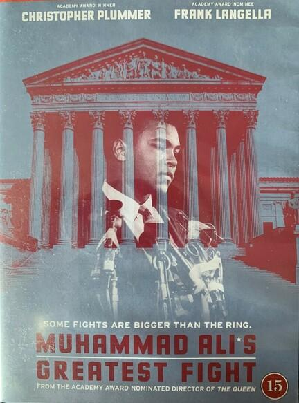 Muhammad Alis Greatest Fight, DVD, Movie