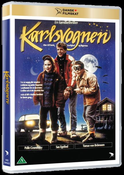 Karlsvognen, DVD, Dansk Filmskat