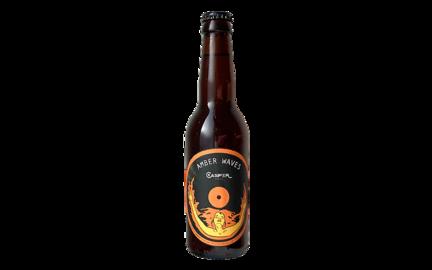 Amber Waves - Amber lager fra Kasper Brew Co