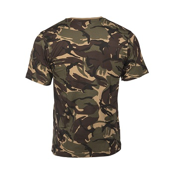 Mil-tec - Camo T-shirt (Brittisk)