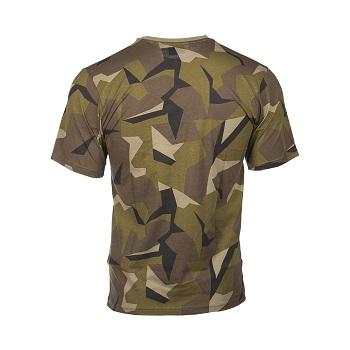 Mil-tec - Camo T-shirt (Svensk)