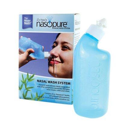Næse skyllesystem allergi