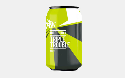 Triple Trouple - Belgisk Tripel fra Van Moll