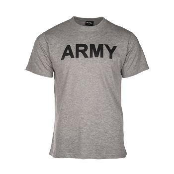 Mil-tec - T-shirt ARMY (Grå)