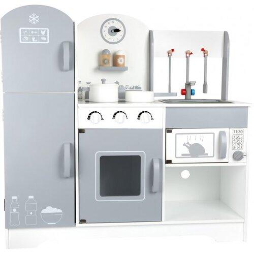 Billede af Small foot Legekøkken med Køleskab