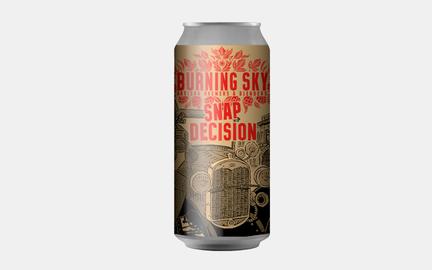 Snap Decision - Brown Ale fra Burning Sky