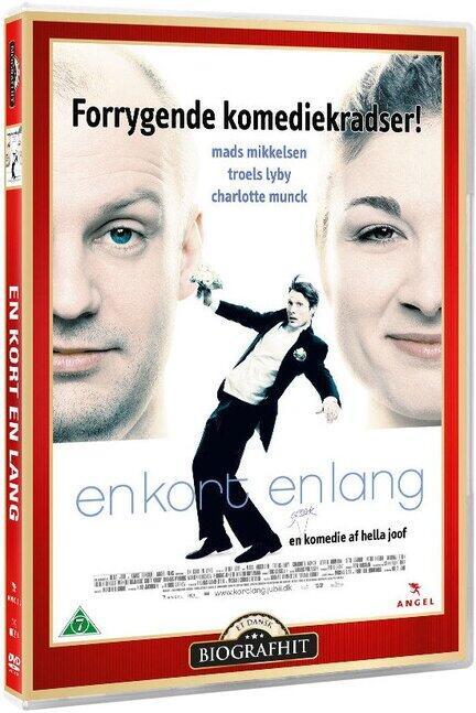 En kort en lang, DVD