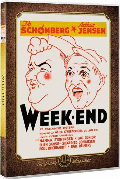 Week-end, Palladium, DVD, Movie