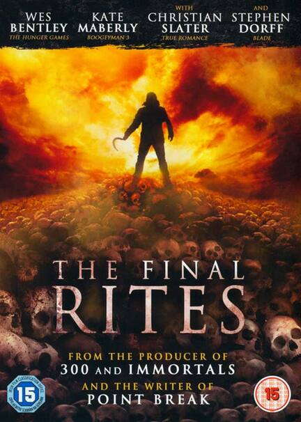 The final rites, DVD