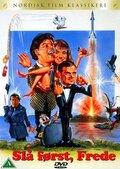 Slå først Frede, DVD Film, Movie