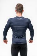 Stony Sportwear, Deadlift, Langærmet T-Shirt Navy 3