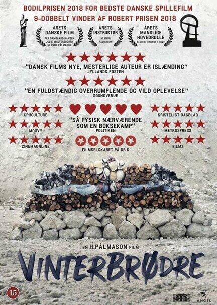Vinterbrødre, DVD Film, Movie