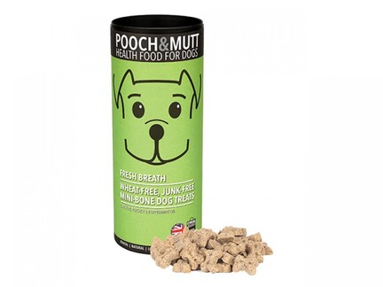 Pooch-&-mutt-naturlige-godbidder-fresh-breath