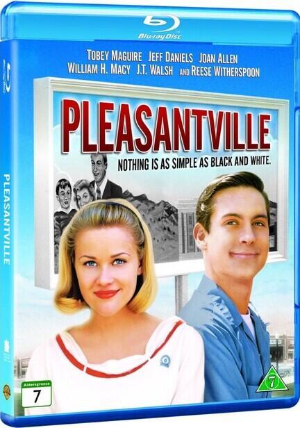 Pleasantville, Bluray