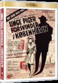 Unge piger forsvinder i København, Dansk Filmskat, DVD, Movie