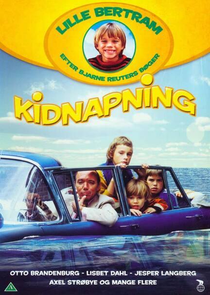 Kidnapning, Lille Bertram, DVD