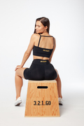 Stony Sportswear, Deadlift, fitness bh origin sort