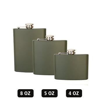 Mil-tec - Lommelærke 110, 170 og 220 ml. (Oliven)