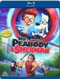 Mr. Peabody & Sherman, Mr. Peabody og Sherman, Bluray