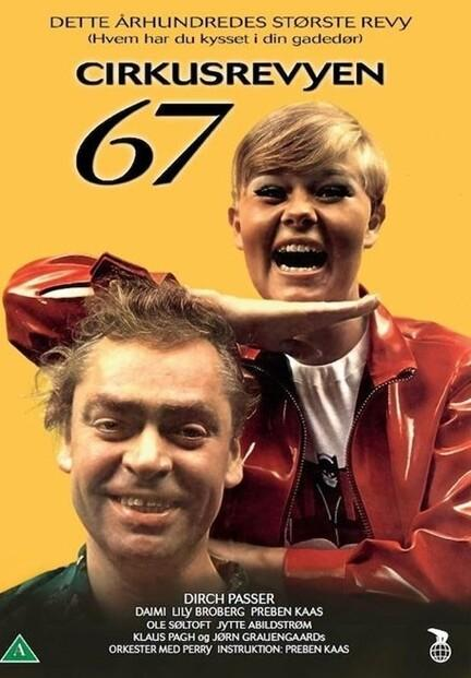 Cirkusrevyen 67 DVD Film