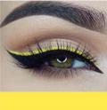 eyeliner-gul-vandfast-professionel-makeup-spanews-farum