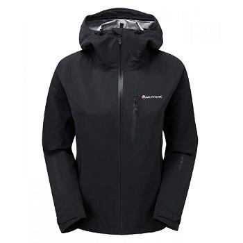 Montane - Fem Fleet Jacket (Black)