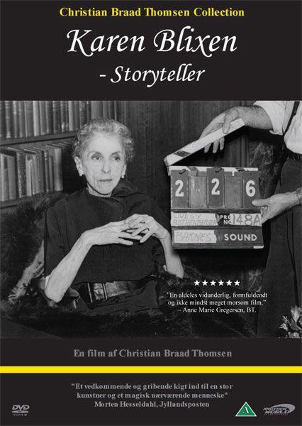 Storyteller, DVD Film, Karen Blixen