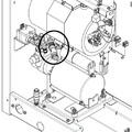 Animo Lynkobling Kontraventil 8 X 8 mm tegning