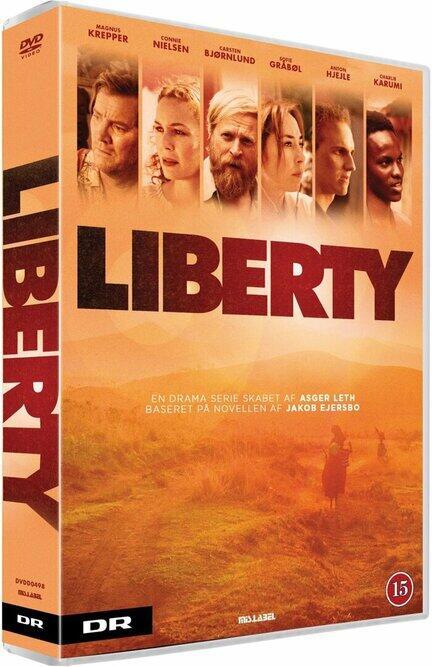 Liberty, TV Serie, DVD