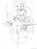 Reparations kit for impeller pumpe til Wittenborg FB7100 og FB7100plus modeller